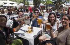 La Fira de la Cervesa sirve hasta 3.700 litros de 80 variedades