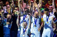 El Barça acaba tercer i el Vardar s'endú la Champions