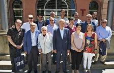 El semanario 'Nova Tàrrega' celebra 75 años con un tributo a los colaboradores