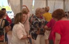 VÍDEO. Més de mig miler de jubilats participen a la 30ª trobada intergeneracional de les Garrigues