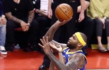 Els Warriors reaccionen i recuperen el factor pista
