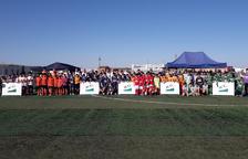 L'Ascó venç a la Mig Segrià Cup, que reuneix més de 150 jugadors