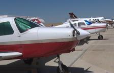 L'Aeroport d'Alguaire vol ampliar espais logístics