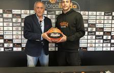 El Força Lleida renueva a Sierra por dos temporadas
