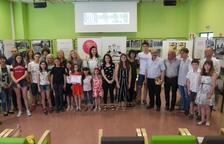 Entrega de premis del 30è Premi de Narrativa Breu d'Artesa de Segre