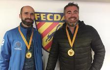 The Busseing Pallars, campió de Catalunya de vídeo subaquàtic