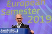 La CE retira a Espanya el control per dèficit però exigeix més ajustaments