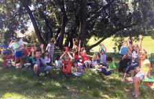 Un mes de 'carmanyola' contra el comedor escolar en Sant Ramon