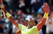 Nadal supera Federer i jugarà la dotzena final