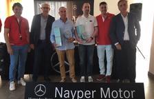 Moreno i Sauret guanyen el Mercedes Trophy
