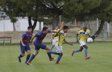 El Soses es queda a les portes de remuntar la semifinal al Torregrossa