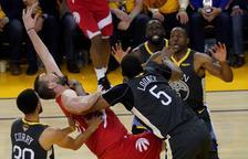 Toronto torna a guanyar i ja està a una sola victòria de l'anell de l'NBA