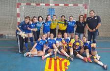 El juvenil de l'Associació, campió de Catalunya