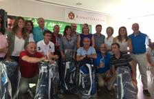 Gonzalo, Gensana i Olmedo guanyen el XV Memorial José Luis González