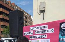 Quarta Cursa d'Orientació FEDAC-Lleida