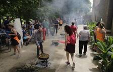 Massiva festa gastronòmica a Juneda