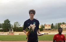 Bernat Erta obté la mínima per a l'Europeu sub-20