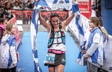 Sílvia Puigarnau i Aleix Sierra, dos esportistes extrems lleidatans amb èxits internacionals en carreres i triatló de muntanya