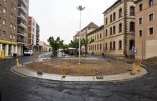 Cervera inicia la remodelación del céntrico paseo Jaume Balmes