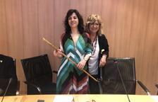 Rosa Maria Perelló (JxCat) acusa a Alba Pijuan (ERC) de pactar con los del 155 para conseguir la alcaldía de Tàrrega