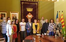 Mir, alcalde de les Borges per tercera vegada amb la segona majoria absoluta