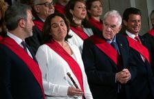 Ada Colau desbanca Maragall amb els vots del PSC i Valls al sumar majoria absoluta