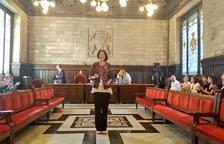 Madrenas, alcaldessa en minoria per la falta d'acord de govern