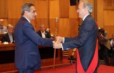 Un voto en blanco imprevisto da al PSOE la alcaldía de Huesca