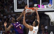 El Barcelona perd el primer assalt del 'play-off'