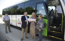 Nueva línea de Bus Exprés entre Lleida y Alpicat