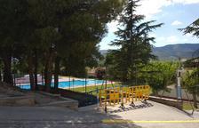 Muere el adolescente ahogado en las piscinas de La Granja d'Escarp