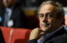 Detingut a França l'expresident de la UEFA #Michel Platini