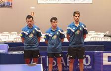 El Borges Vall viatjarà a Bèlgica en la primera eliminatòria de l'ETTU Cup