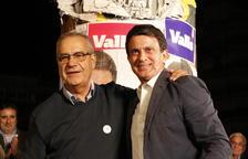Corbacho deixa el grup de Valls per unir-se al de Cs a Barcelona i deixa en minoria Colau