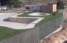 Alfés estrena piscinas para evitar a los vecinos desplazamientos
