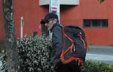 Josu Ternera, detenido poco después de haber sido puesto en libertad