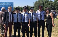 Dos agents de la Policia Local superen el curs de formació