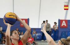 Espanya, amb Yurena Díaz, guanya als Jocs Europeus