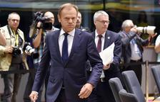 La cimera europea acaba sense pacte per renovar la cúpula comunitària