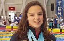 Emma Carrasco aconsegueix el tercer podi a Bulgària