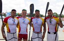 Craviotto debuta avui als Jocs Europeus de Minsk