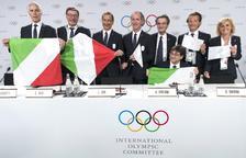 Milà, escollida com a seu dels Jocs d'Hivern del 2026