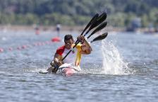 Craviotto, a la final del K4 500 en els Jocs Europeus