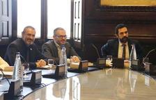 Rebutjada una iniciativa legislativa al Parlament per proclamar la independència