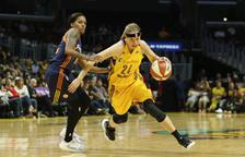 Sydney Wiese, una jugadora NBA para el Cadí La Seu