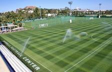 El Lleida Esportiu hará un segundo 'stage' a Marbella en agosto
