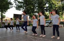 Los más jóvenes de Alpicat inauguran el Circ Picat