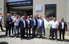 Calvet anuncia para otoño el desvío a la AP-2 de camiones también de Les Borges a Lleida