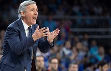 Svetislav Pesic renueva como técnico azulgrana hasta 2021