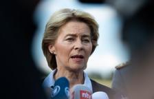 Úrsula Von der Leyen, Michel, Lagarde i Borrell, nous alts càrrecs de la UE
